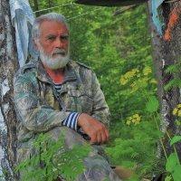 Лесной портрет :: Сергей Чиняев
