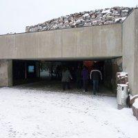 Темппелиаукио (Церковь в скале) :: Ольга Васильева