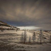 Под облачными миражами 2 :: Сергей Жуков