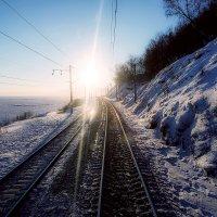Вдоль Байкала на Восток :: Алексей Белик