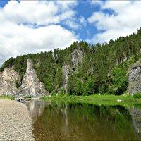 На реке :: Leonid Rutov
