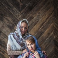две сестры :: Юлия Fox