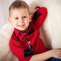 Счастливый ребенок :: Мария Юрьева