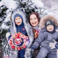 семейная фотосессия :: Ирина Клейменова