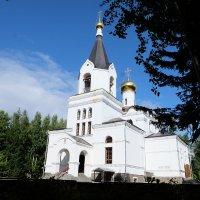 храм :: Владимир Рожанский