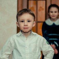 фотосессия ( все очень серьезно) :: Оксана Грищенко