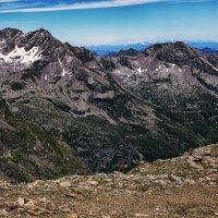 На фото Альпы. :: сергей адольфович