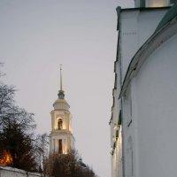 Коломна  Колокольня женского монастыря :: Вячеслав