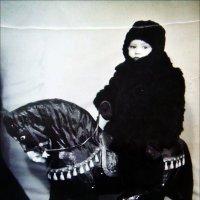 На коне. 1956 г. :: Нина Корешкова