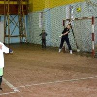 Мяч Отбит... :: Дмитрий Петренко