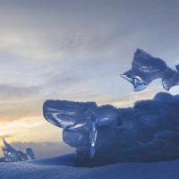 Змей повержен в битве на закате ) :: Елена Вторушина