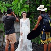 Фотосессия с невестой :: Асылбек Айманов