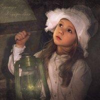 Золушка :: Евгения Виноградова
