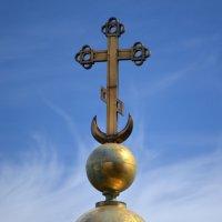 Один из крестов собора Исаакия Далматского :: NICKIII Михаил Г.