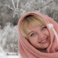 Улыбка зиме.. :: ФотоЛюбка *