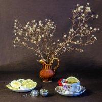 Чай с лимоном и мятой. :: Владимир M