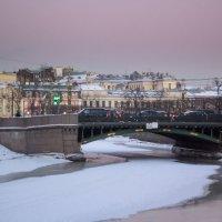 Зимняя заря :: Aнна Зарубина