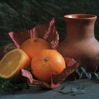 Про апельсины :: Татьяна Панчешная