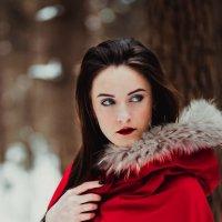 Красная шапочка :: Анастасия
