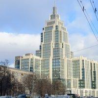 Москва сегодня :: Юрий Бичеров