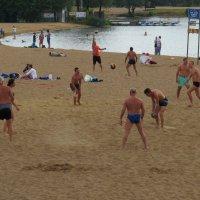 Пляжный волейбол :: Вера Щукина