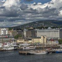 порт в Осло :: ник. петрович земцов