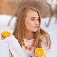 Апельсиновое настроение :: Ксения Плотникова