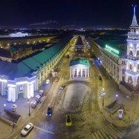 Башня Городской Думы :: Николай Т