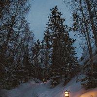 Горный парк Рускеала, Карелия. :: Алексей Шуманов