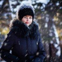 Холодно зимой :: Вячеслав Васильевич Болякин