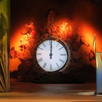 Часы из сказки :: Наталья (D.Nat@lia) Джикидзе (Берёзина)