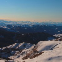 Зима на перевале Гумбаши :: Vladimir 070549