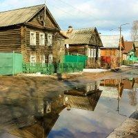 весна в городе :: Сергей Кочнев
