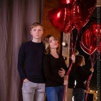 Мария и Александр :: Ekaterina Usatykh