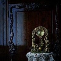 ... загадка старых часов... :: Александр Бойко