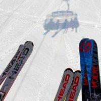 лыжи :: Люша