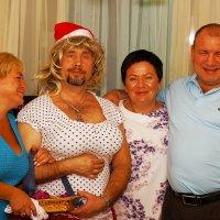 Поздравление юбиляра. :: Андрей Кулешов