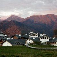 В горах Сочи. Роза-Хутор :: Виктория Попова