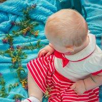 Цветы для малышки :: Александра П