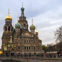 Спас на крови :: Елена Пономарева