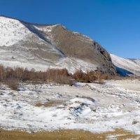 Панорама окрестностей устья реки Сарма :: Анатолий Иргл