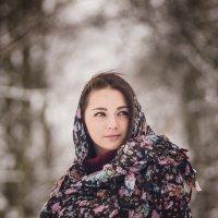 Мороз укутывал, смотри, не замерзай... :: Алеся Пушнякова