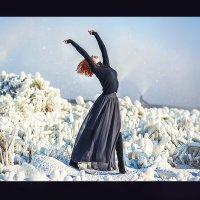 Lady Winter :: Vitaly Shokhan