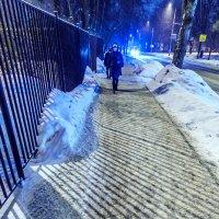 Ночная зимняя графика :: Игорь Герман