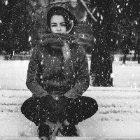 В парке. :: Илья В.