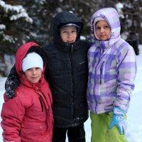Дети :: Дмитрий Арсеньев