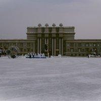 площадь им.Куйбышева,кадр №2 :: Ирина ***