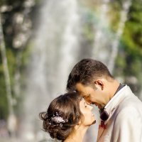 Радуга и любовь :: Оля Ветрова