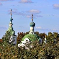 Русская деревенская церковь :: Наталья