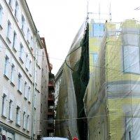 ветер в Лаврушинском переулке :: elena manas